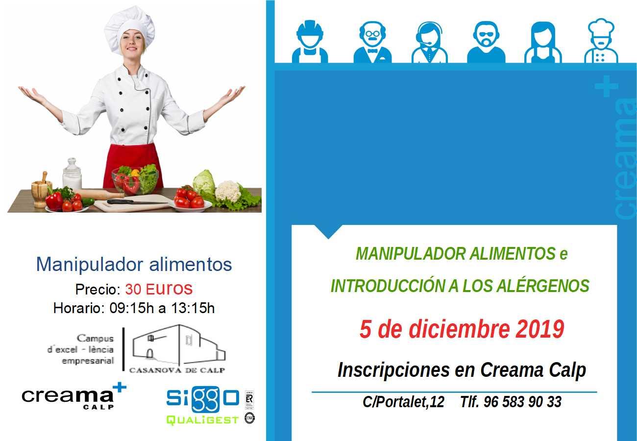 Manipulador de Alimentos e Introduccion a los Alergenos - Diciembre 2019.jpg