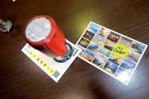 Tarjeta postal - Calp